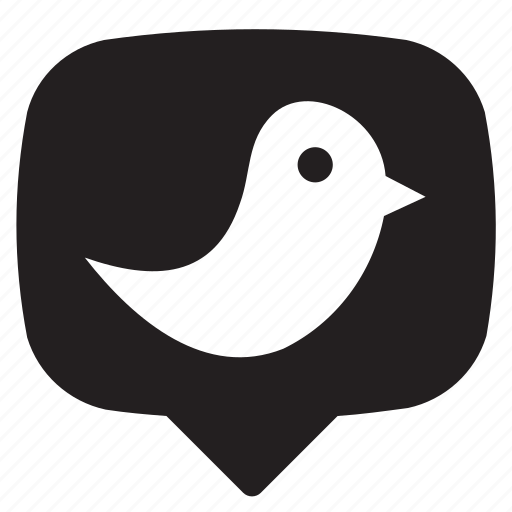 Bird, media, social, tweet, twitter icon - Download on Iconfinder