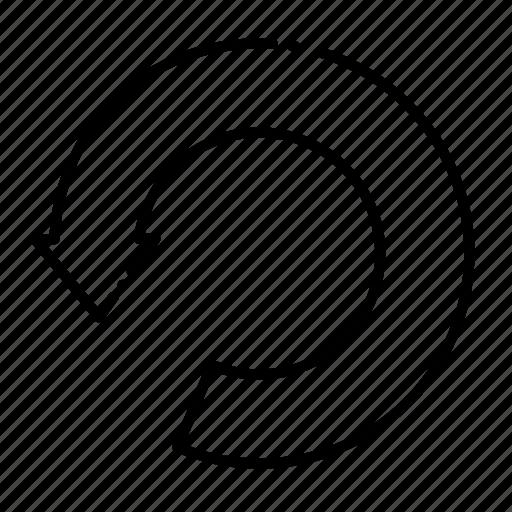 refresh, reload icon