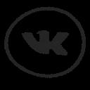 logo, media, social, vk icon