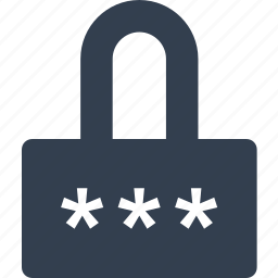 closed, communication, locked, padlock, password, safe, safety, security, social icon