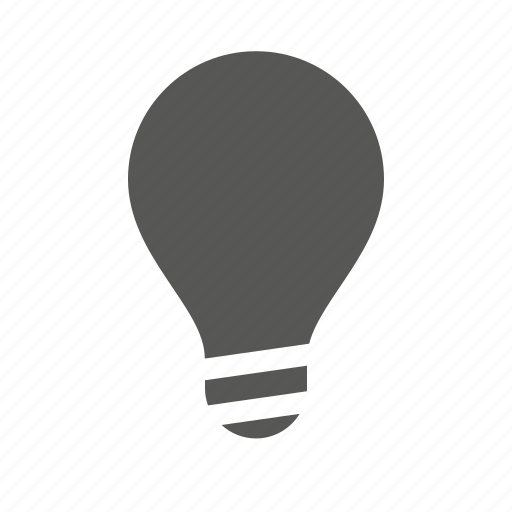 brainstorming, bulb, creative, idea, light, tip icon