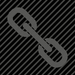 chain, hyperlink, internet, link, optimization, seo icon