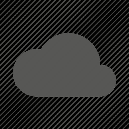 cloud, data, internet, storage, weather icon