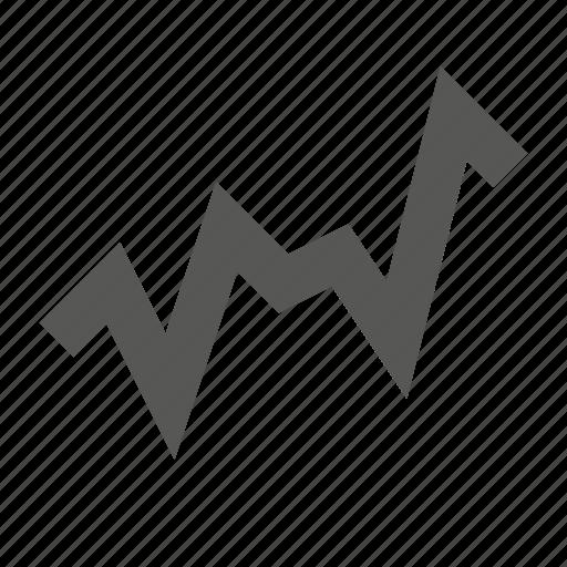 analytics, analyze, chart, data, graph, statistics, traffic icon