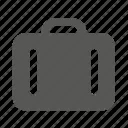 bag, case, portfolio, suitcase, travel icon