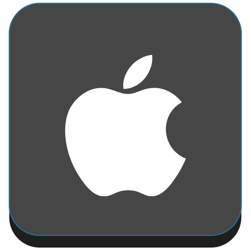 apple, computer, device, fruit, iphone, smartphone icon