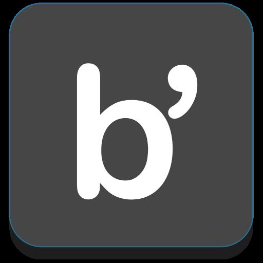 bloglovin, media, network, social icon