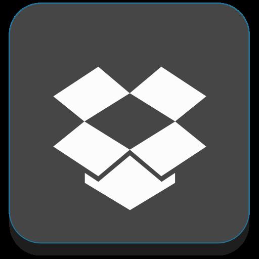 box, cloud, dropbox, storage icon