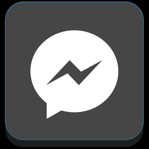 communication, facebook, messenger, social, social media icon