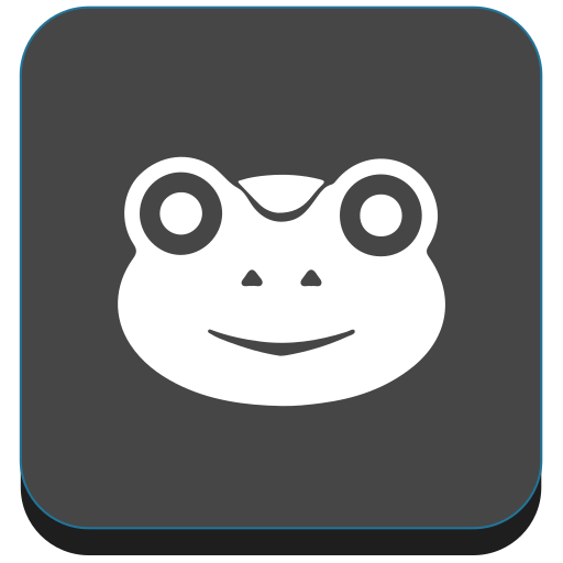 frog, gab, media, social, social media, social network icon