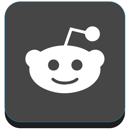 discussion, media, news, reddit, social, social media icon