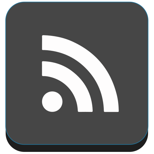 Rss, rss feed, social icon - Free download on Iconfinder