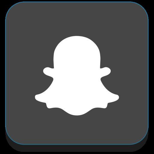 media, network, snapchat, social, social media icon