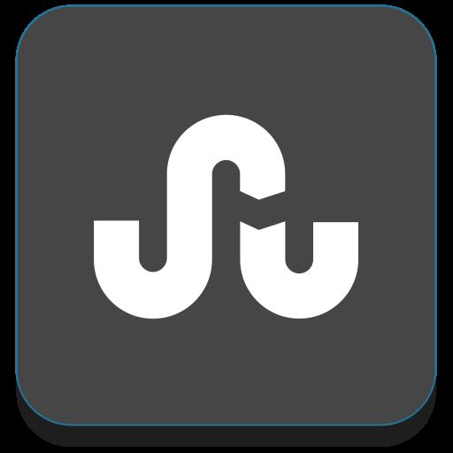 media, network, social, stumbleupon icon
