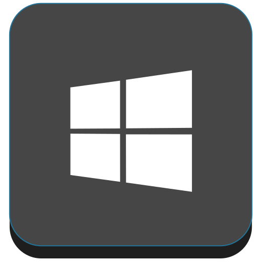 computer, device, mobile, phone, smartphone, windows, windows phone icon