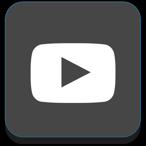 google, media, social, social media, video, youtube icon