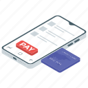 card payment, digital payment, ebanking, mobile payment, online payment icon