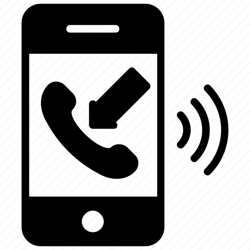call mobile, incoming call, light phone, mobile call, phone call icon