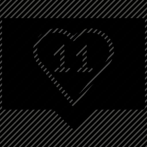 go for, heart symbol, like, like button, liker icon