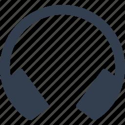 communication, headphones, listen, loud, media, multimedia, music, social, sound icon