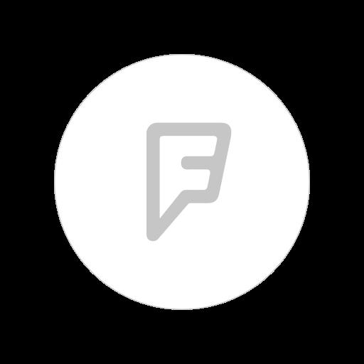 business, foursquare, media, network, social icon