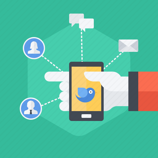 audience, networking, reach, referral, share, social, viral icon