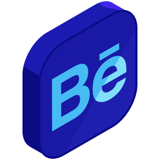 behance, internet, media, network, online, social icon