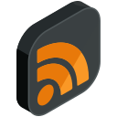 network, media, internet, online, social, rss icon