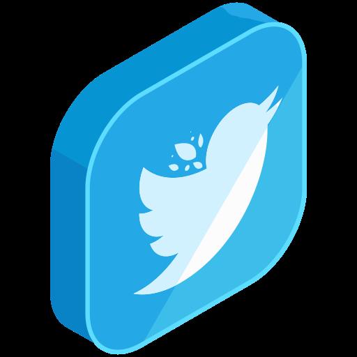 communication, internet, media, network, online, social, twitter icon