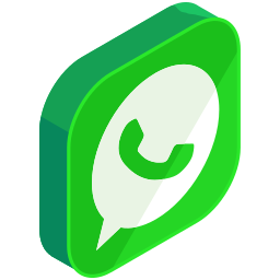 chat, communication, media, network, social, whatsapp icon