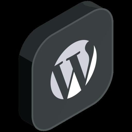 media, network, social, website, wordpress icon