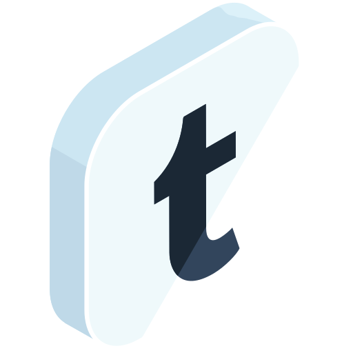 internet, media, network, online, social, tumblr icon