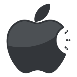 apple, iphone, media, network, social, software icon