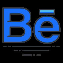 behance, internet, media, network, online, social icon