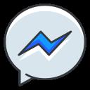 communication, facebook, media, messenger, network, social