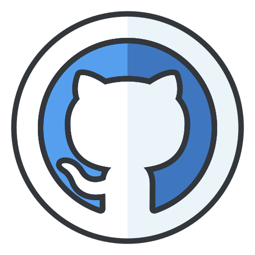 github, internet, media, network, online, social icon