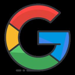 google, media, network, search, social icon