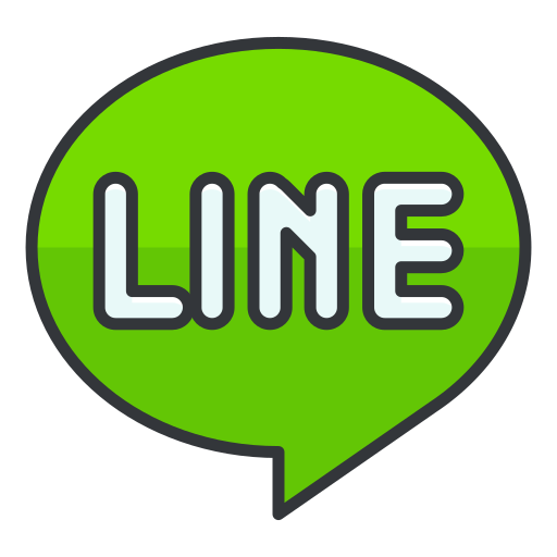 communication, internet, line, media, network, online, social icon