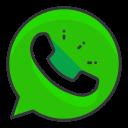 communication, media, network, social, whatsapp