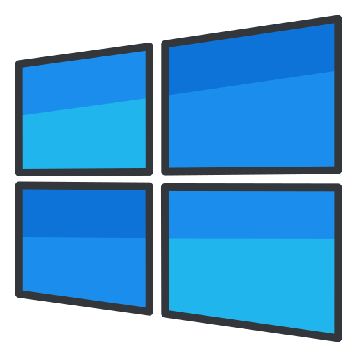 computer, media, network, social, software, windows icon