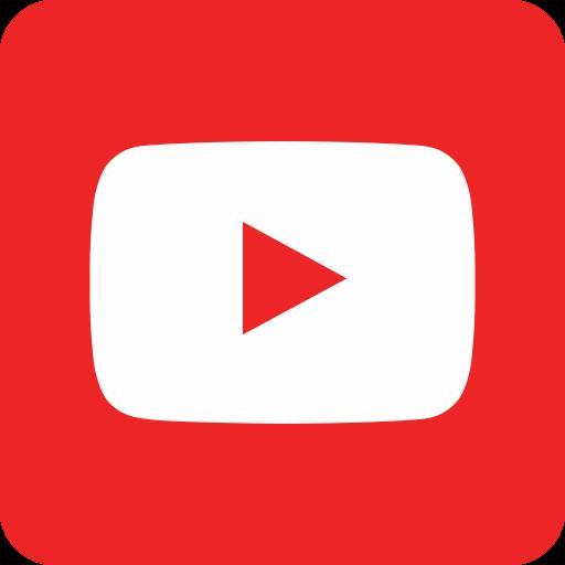 google, internet, media, social media, streaming, video, youtube icon
