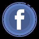 facebook, social media icons