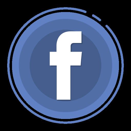 Facebook, social media icons icon - Free download