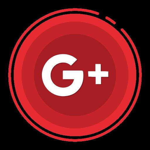 google, plus, social media icons icon