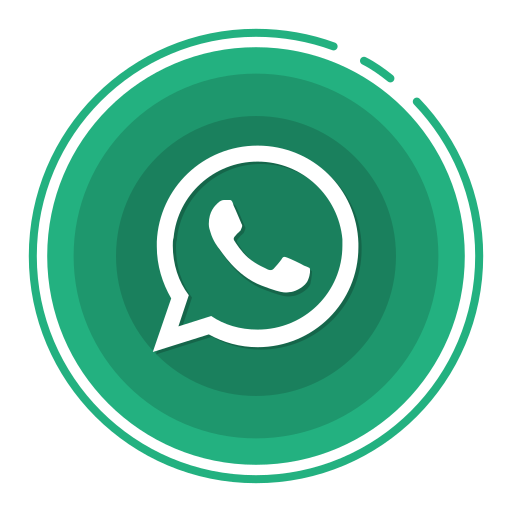 social media icons, whatsapp icon