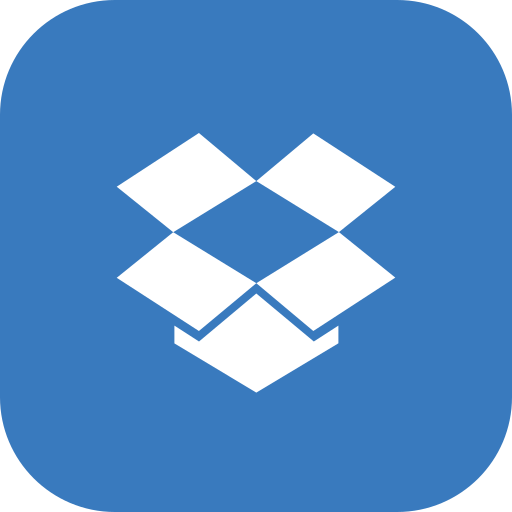 Dropbox, media, social icon - Free download on Iconfinder