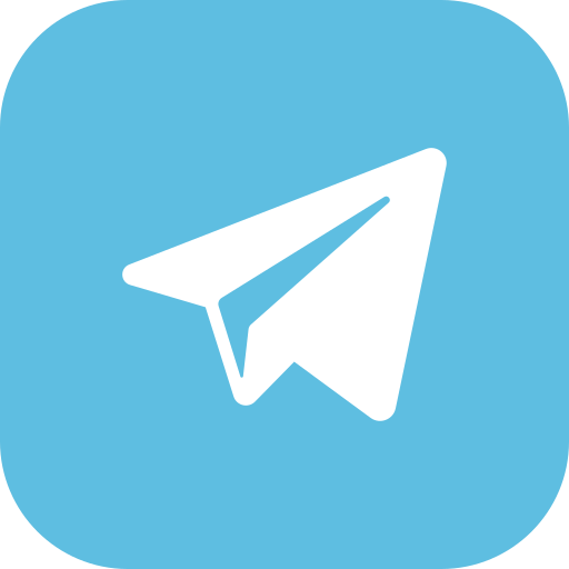 chat, media, social, telegram icon