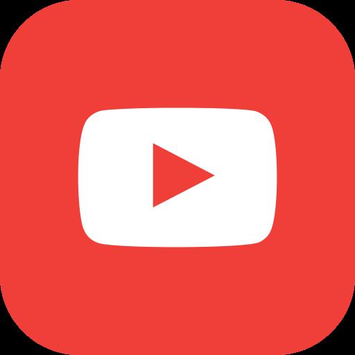 media, social, social network, youtube icon