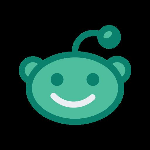 media, network, online, reddit, social icon