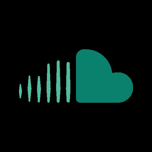 media, network, online, social, soundcloud icon